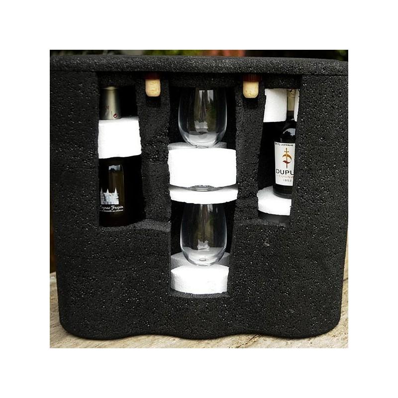 Cave à vin WTes 1672 Vinidor, 34 bouteilles
