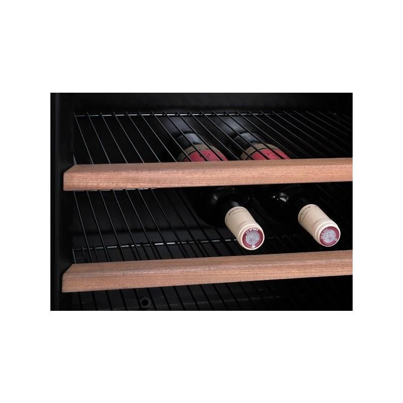 Casier à bouteille de cave à vin type Vision® 24 Bouteilles double épaisseur Ref. WS42-K