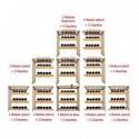 Cave à vin de vieillissement - 230 bouteilles - ARTEVINO_OXG1T230NPD