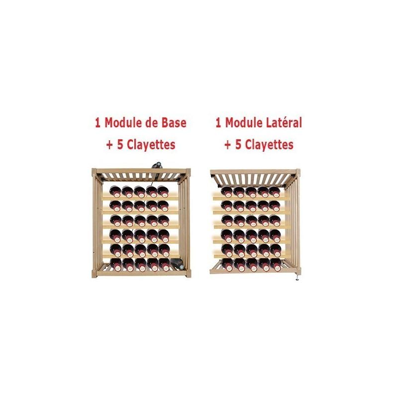 Cave à vin de vieillissement - 230 bouteilles - ARTEVINO OXG1T230PPD