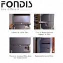 Filtre à poussière pour climatiseurs PC15 W1258.1