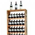 Toit 65 cm - pour casier Medium Altus et 42 bouteilles